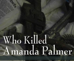 Who Killed Amanda Palmer: A Surrealist Mini Mystery